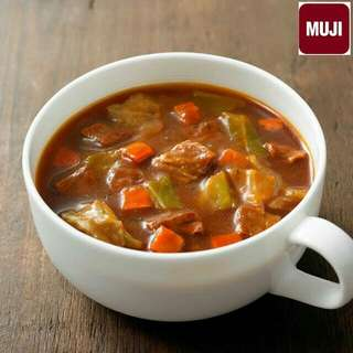 [PO Japan Ready 15 Sept] MUJI Soup
