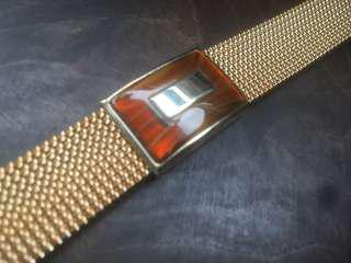 Vintage watch band for connoisseurs
