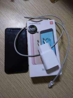 Xiaomi MI A1 black mate 4/64gb