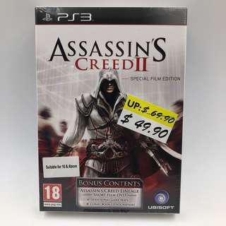 [BNIP] PS3 Games - Assassins Creed II