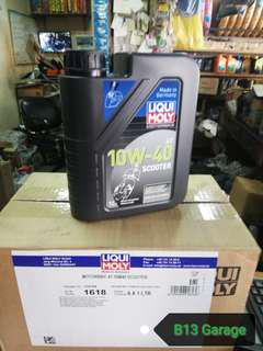 Liqui Molly 4t Engine Oil 10w-40 (Scooter)