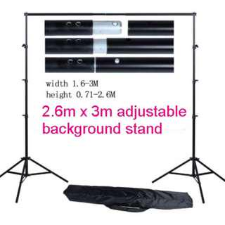 photo booth photo studio backdrop stand background stand for photobooth portrait product photography