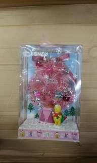 disney正版 Winnie the pooh & Christmas tree