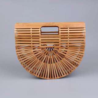 Rattan bag / basket bag