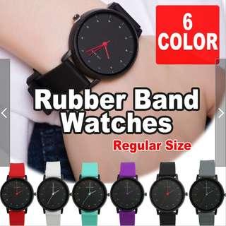 日本直送✈  <預訂> Life Saver 6種顏色 矽膠手錶⌚