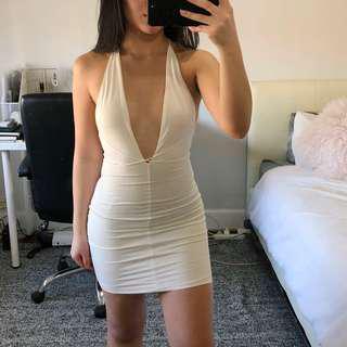 ZACHARY White Valencia Dress