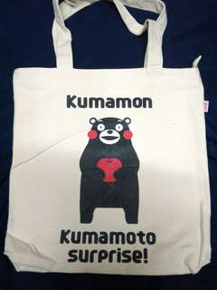 日本直送!熊本熊麻布袋🐻
