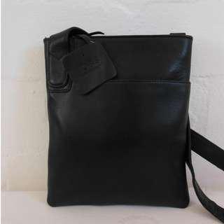 Leather Sling Bag #UNDER90