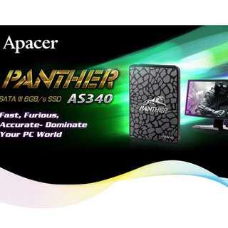 Apacer Panther SSD SATA 120GB