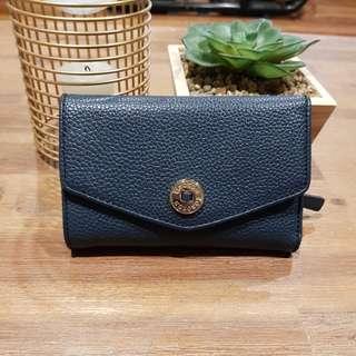 Oroton blue wallet