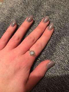 Ore jewellery ring