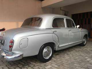 Benz 180S phonton W120 tahun 61
