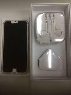 IPHONE 6s 64gb ROSE GOLD GOOD CONDITION FULLSET