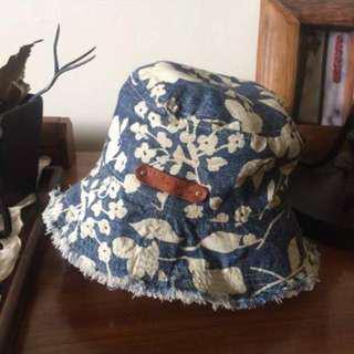 Pinkoi夏日雙面漁夫帽