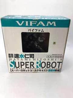 Super robot kaiyodo sculpture VIFAM