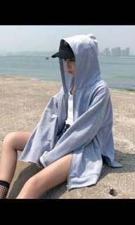 開叉寬鬆外套(原價250)#十月女裝半價