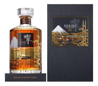 響21機場特別版 Hibiki 21 Japanese whisky