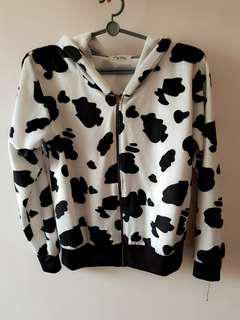 *LOW PRICE* Cow Print Jacket