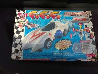Tomy Speed Racer Mach 5 RC