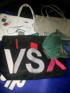 Take all AUTHENTIC tote bag