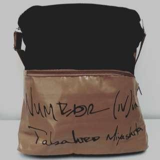 日本設計師 takahiro miyashita 袋    takahiro miyashita - number (n)ine bag