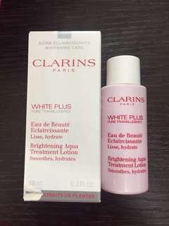 Clarins White Plus Brightening Treatment Lotion