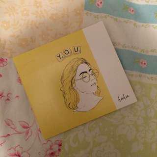 💛 Dodie Clark 'you' EP 💛