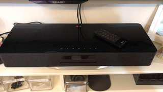 LG CM3330 Micro Audio System (Black)