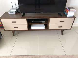 6feet TV Cabinet