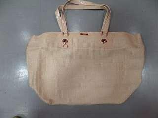 Versace Parfums 容量特大 單膊/手挽袋 (Tote Bag) 連原裝塵袋~ 專櫃VIP贈品