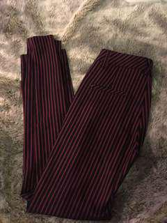 Glassons Pinstripe pants