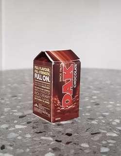 Coles little shop mini collectables Oak chocolate milk