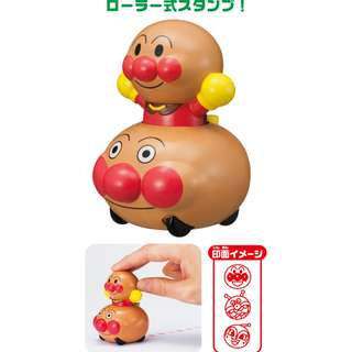 清貨特價 現貨全新原裝正版 日本版Pinocchio 日本版Anpanman麵包超人 可愛  益智 打印,吸印  滾輪印章 遊戲玩具 公仔 車仔 (不是Bandai ,sanrio, TOMICA TAKARA tomy,disney,麵包超人,lego)