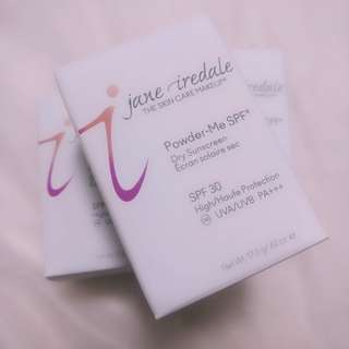 Jane Iredale Powder Me 防曬粉SPF 30 - 透明色 17.5g