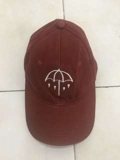 cap cotton on topi
