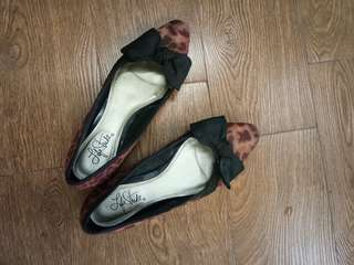 Life Stride bow shoes sz.36