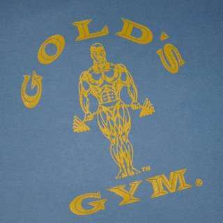 Gold's Gym 50/50 shirt