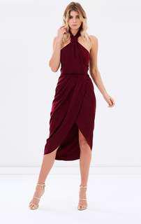 Sheona Joy Knot dress