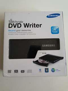 Samsung DVD Writer with AV connectivity