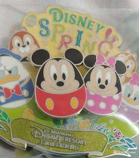 上海迪士尼disneyland pin