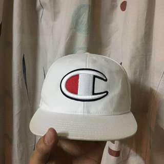 🔥Champion Cap Big C White🔥