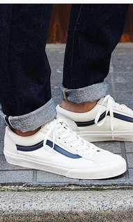 Marshmallow Vans style 36