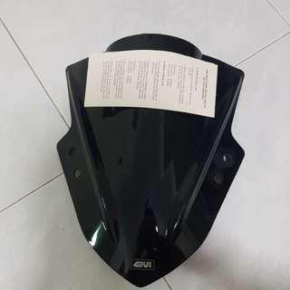 Universal givi windshield