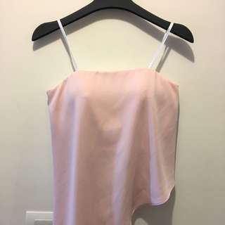 Strapless Blush Top #15FLASHSALE