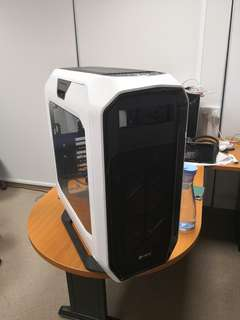 Corsair 780T full tower casing chassis
