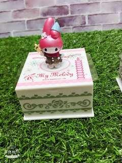 My Melody 台灣限定 珠寶盒玩具