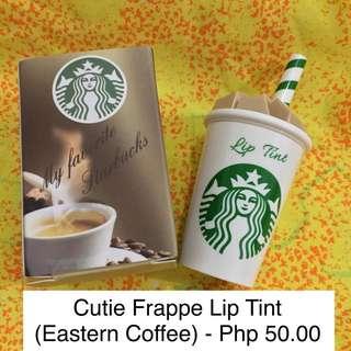 Cutie Frappe Lip Tint - Eastern Coffee