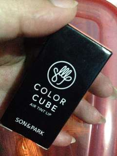 Son&Park Air Tint Lip #merdeka73