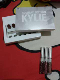 Kylie holiday edition travel size