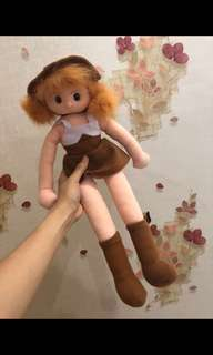 Preloved Dufan Girl Doll #maucoach